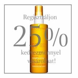 Clarins Napozó Body lotion spray UVA/UVB 50+