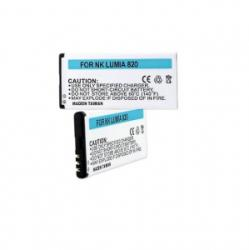 Utángyártott Nokia Li-ion 1400 mAh BP-5T