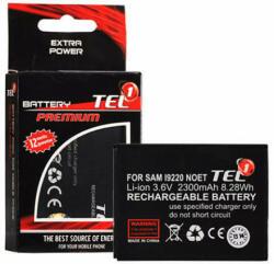 Utángyártott Samsung Li-ion 2550 mAh EB615268VU