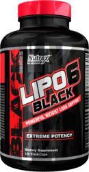 Nutrex Lipo 6 Black - 120 caps