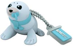 EMTEC Baby Seal M334 8GB USB 2.0 ECMMD8GM334