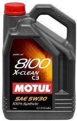 Motul 8100 X-Clean C3 5w-30 5L