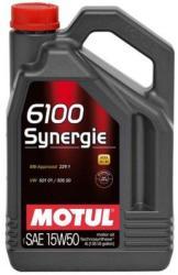 Motul 6100 Synergie 15W50 4L