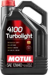 Motul 4100 Turbolight 10W40 (5L)