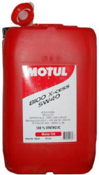 Motul 8100 X-cess 5W40 20 L