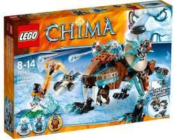 LEGO Chima - Sir Fangar kardfogú lépegetője (70143)