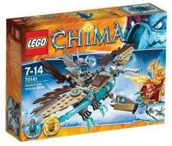 LEGO Chima - Vardy Jég Keselyű Siklója (70141)