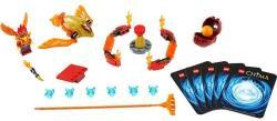 LEGO Chima - Pokoli verem (70155)