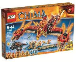 LEGO Chima - Repülő Főnix Tűz Templom (70146)