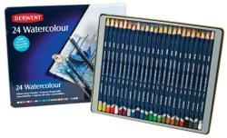 Derwent Akvarell ceruza fém tokban 24db