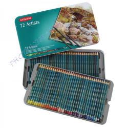 Derwent Művész színes ceruza fém tokban 72db