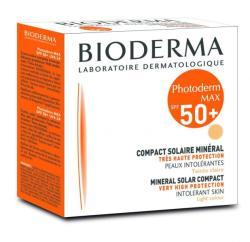 BIODERMA Photoderm MAX Kompakt púder SPF 50+ - világos, 10g