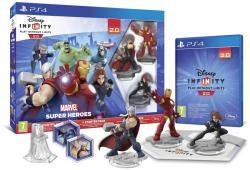 Disney Infinity 2.0 Marvel Super Heroes Starter Pack (PS4)