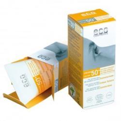 Eco Cosmetics Organikus napkrém homoktövis és olívaolajjal SPF 50+ - 75ml
