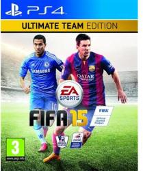 Electronic Arts FIFA 15 [Ultimate Team Edition] (PS4)
