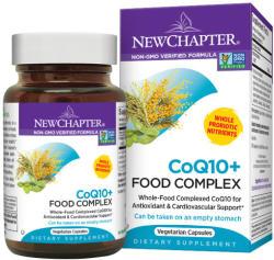 New Chapter CoQ10 + Food Complex - 60db