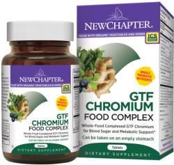 New Chapter GTF Chromium Complex tabletta - 60db