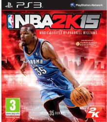 2K Games NBA 2K15 (PS3)