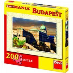 Dino Budapest - Budai vár 200 db