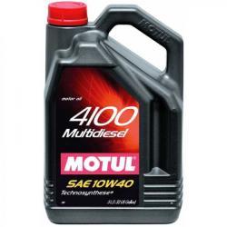 Motul 4100 Multidiesel 10w40 5l