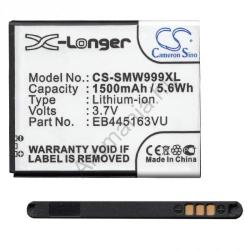 Utángyártott Samsung LI-ION 1500 mAh EB445163VU
