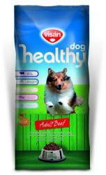 Visán Healthy Dog Beef 24/12 15kg