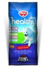 Visán Healthy Dog Lamb 24/12 15kg