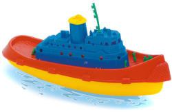 Giplam Gőzhajó - kis műanyag játékhajó 28cm