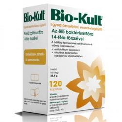 Bio-Kult Egyedi összetételű étrend-kiegészítő kapszula - 120 db