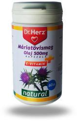 Dr. Herz Máriatövismag olaj kapszula 60db