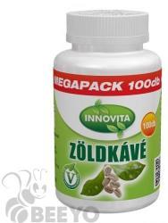 Innovita Zöldkávé tabletta 100db