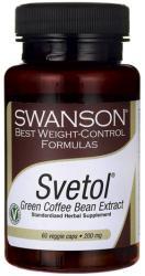 Swanson Svetol zöld kávé kapszula (60db)