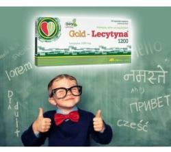 Olimp Labs Gold Lecytyna 60db