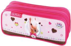 Herlitz Pretty Pets kétzsebes tolltartó - Ló