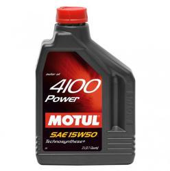 Motul 4100 Power 15W-50 2L