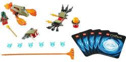 LEGO Chima - Lángoló karmok (70150)