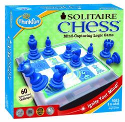 ThinkFun Solitaire Chess - Egyszemélyes sakk (20566)