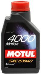 Motul 4000 Motion 15W-40 2L