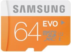 Samsung microSDXC EVO 64GB Class 10 +USB MB-MP64DU2/EU