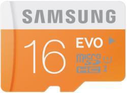 Samsung microSDHC EVO 16GB Class 10 + USB MB-MP16DU2/EU