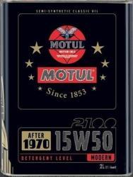Motul Classic 2100 15W-50 2L