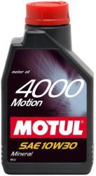 Motul 4000 Motion 10W-30 2L