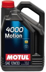 Motul 4000 Motion 10W-30 5L