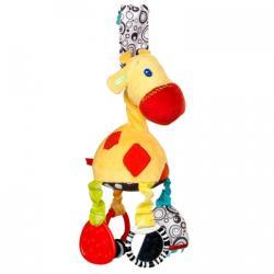 Bright Starts Érzékszervi játék - zsiráf