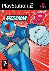 Capcom Mega Man X8 (PS2)
