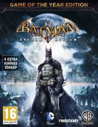 Warner Bros. Interactive Batman Arkham Asylum [Game of the Year Edition] (PC)