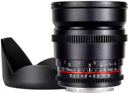 Samyang 16mm T2.2 ED AS UMC CS (MFT)