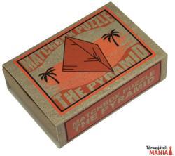 Professor Puzzle The Pyramid Matchbox - ördöglakat