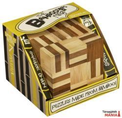 Professor Puzzle Square Chain - bambusz ördöglakat