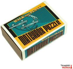 Professor Puzzle Walk the Plank Matchbox - ördöglakat